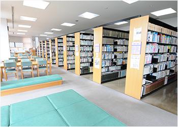 図書室|栗橋文化会館